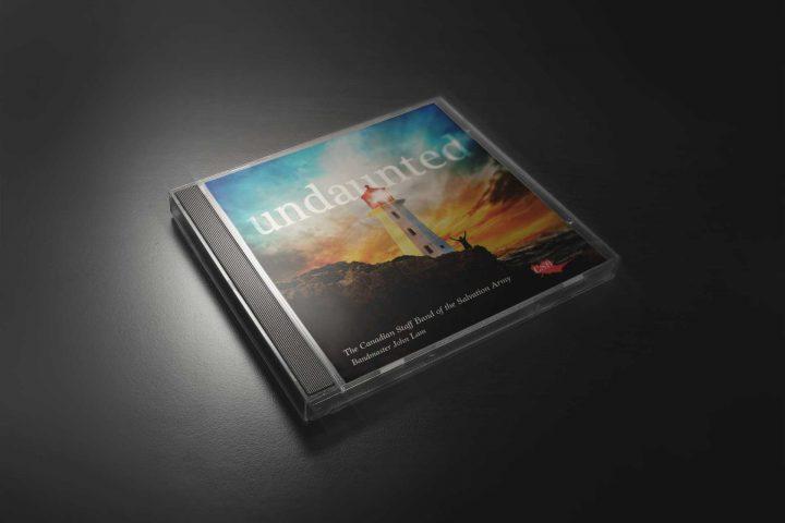 undaunted CD artwork