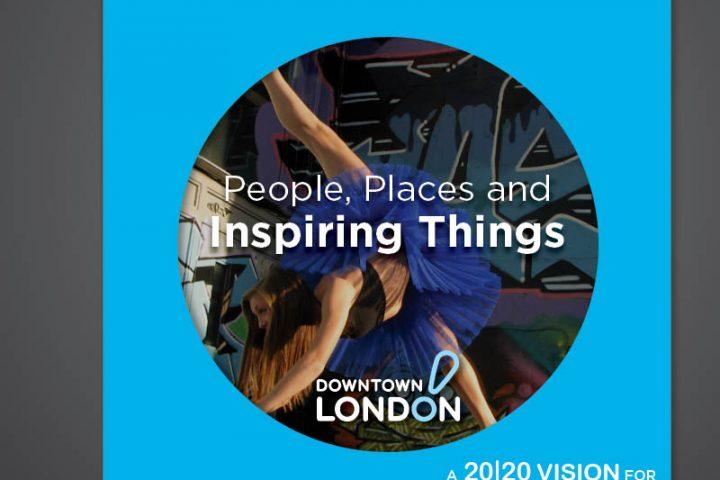 Downtown London Strategic Plan Cover