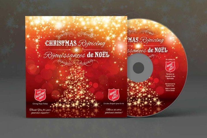 Christmas Rejoicing CD